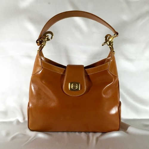 Celine Cognad shoulder bag front