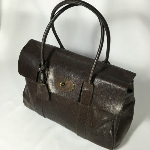 Mulberry Bayswater brow side 1
