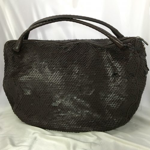 Bottega Veneta Hobo  sequin bag FRONT