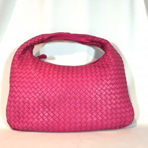 Bottega Veneta pink Hobo bag 1