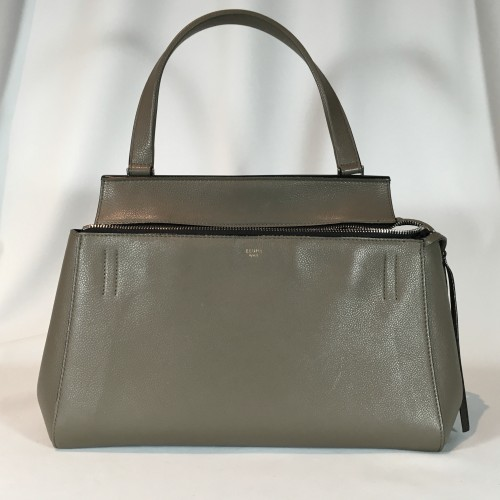 Celine 'Edge' top handle bag front1