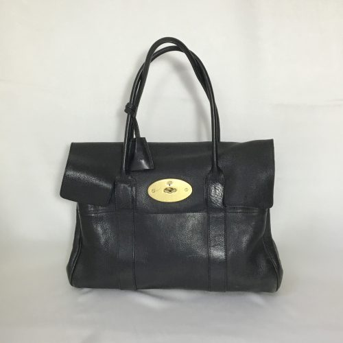 Mulberry Bayswater bag black1
