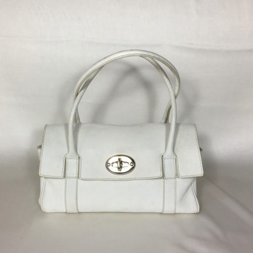 Mulberry East West Bayswater white 1