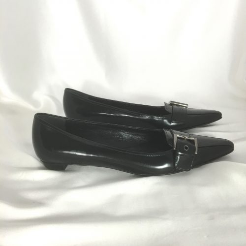 Prada flat shoes pointed toe 1