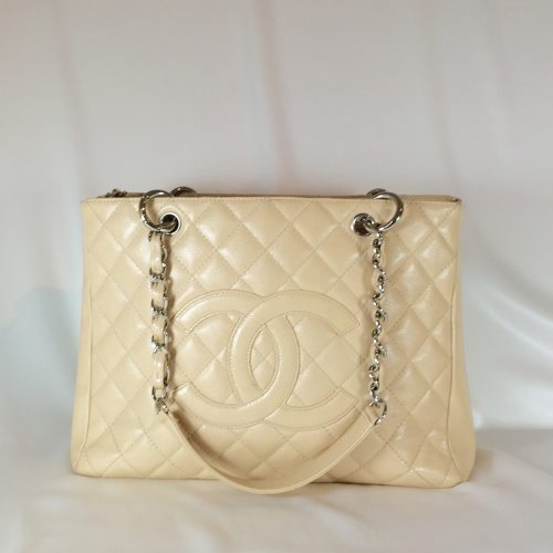 CHANEL TOTE BEIGE 11