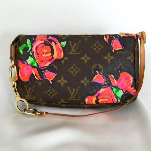 Louis Vuitton pochette S Sprouse