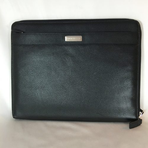 Emporio Armani documentary Briefcase