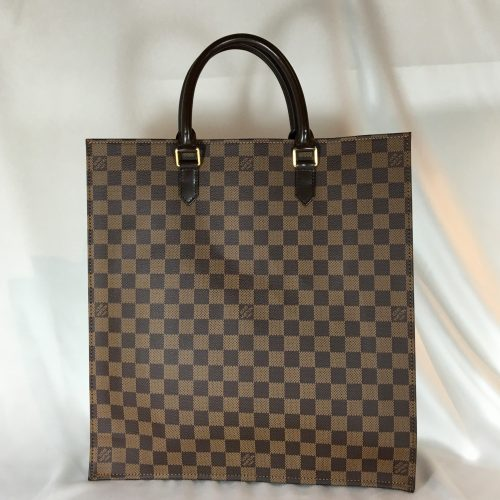 Louis Vuitton Damier Sac Plat1