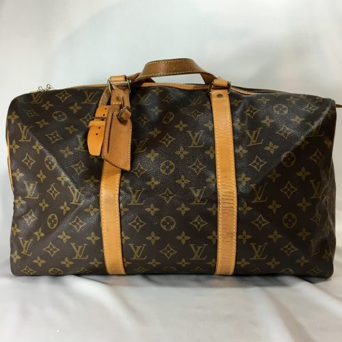 Louis Vuitton soft weekend bag