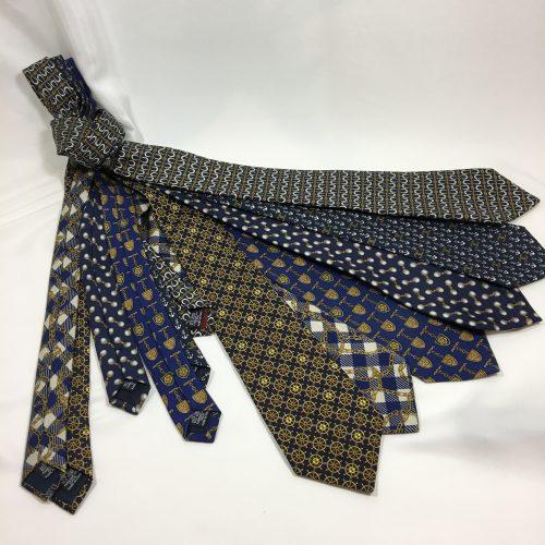 Chanel ties