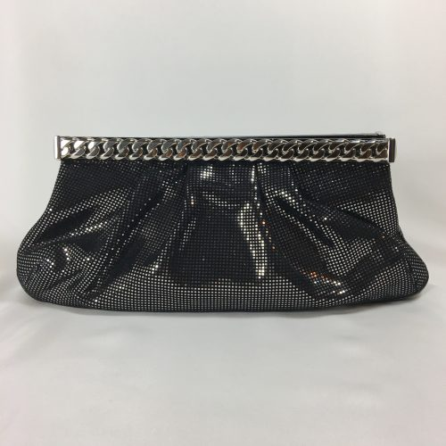 Christian Louboutin evening clutch