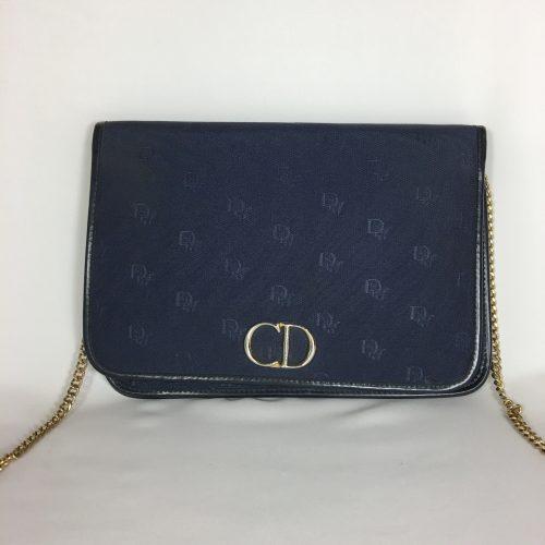 Dior black bag