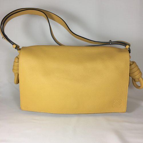 Loewe Flkanco knot bag1