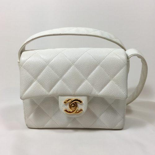 Chanel Caviar whit bag
