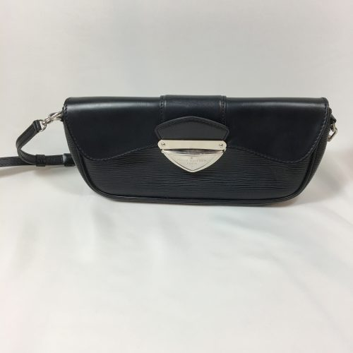 Louis Vuitton Montaigne Black epi