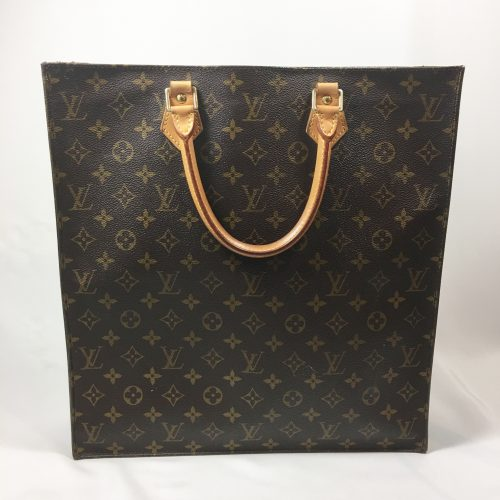 Louis Vuitton Sac Plat Tote Monogram1