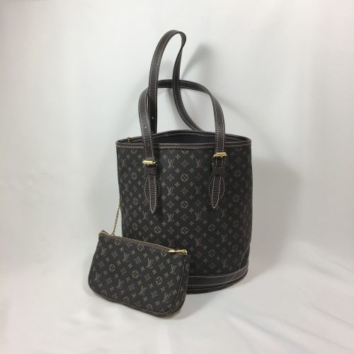 Louis vuitton MIni Lin bucket bag