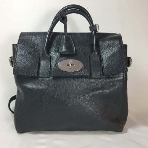 Mulberry + Cara Delevingne bag