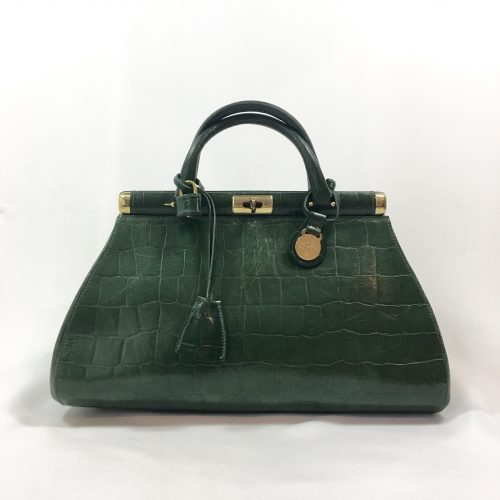 Mulberry top handle handbag