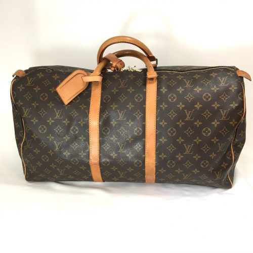 Louis Vuitton Keepall 55 Monogram Canvas1