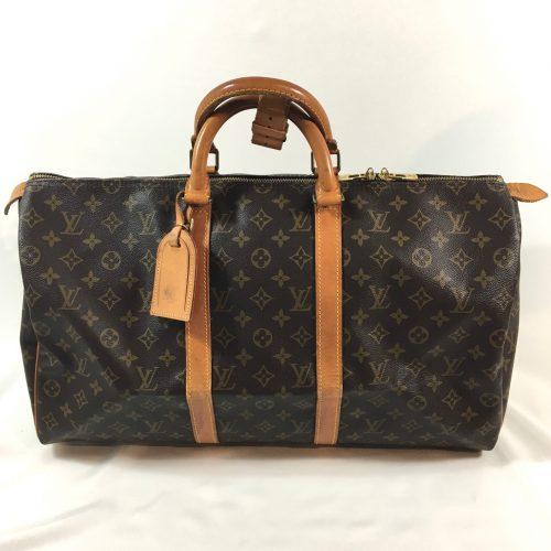 Louis vuitton Keepall 50 Luggage bag