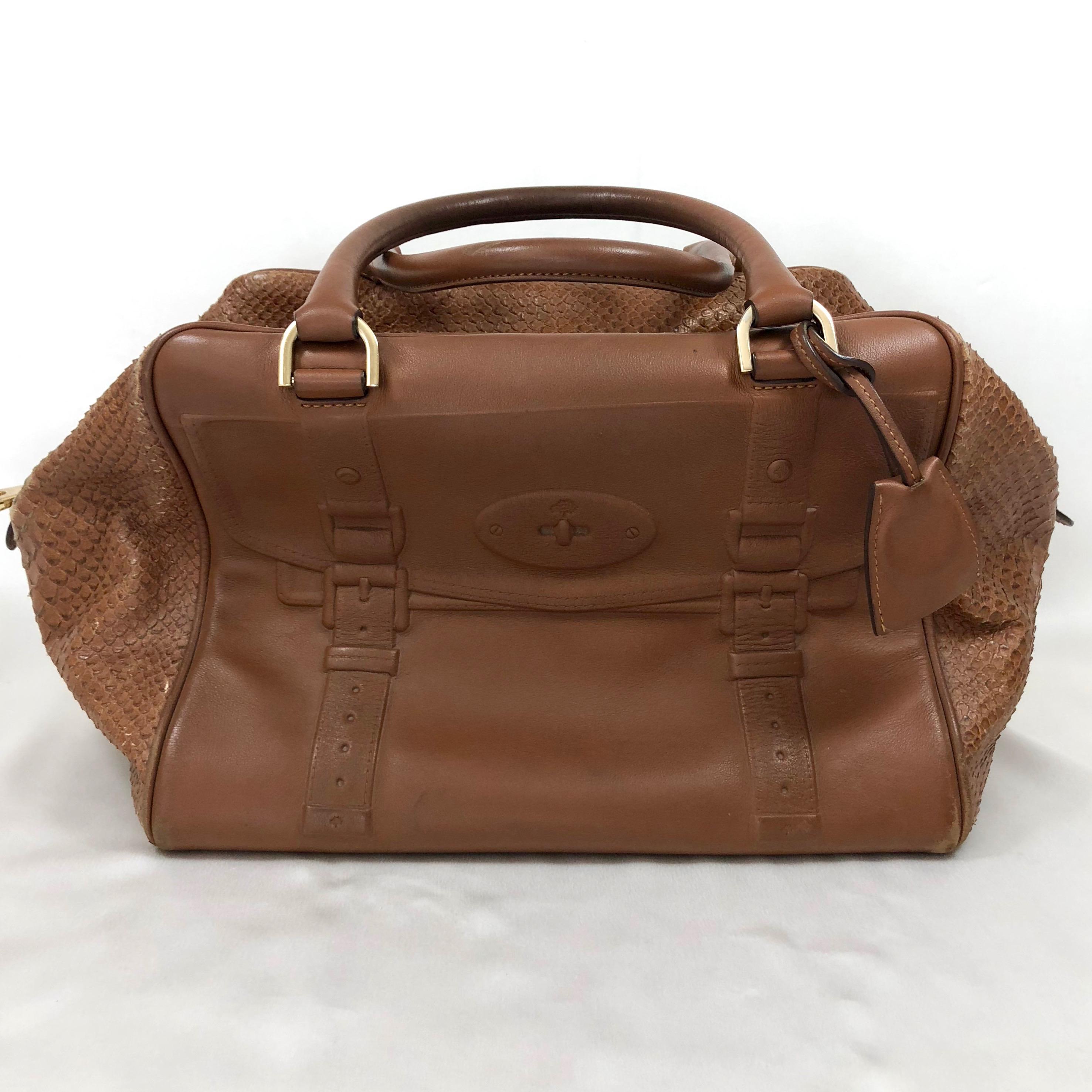 fa84c564350e MULBERRY MAISIE CLIPPER BAG - Still in fashion