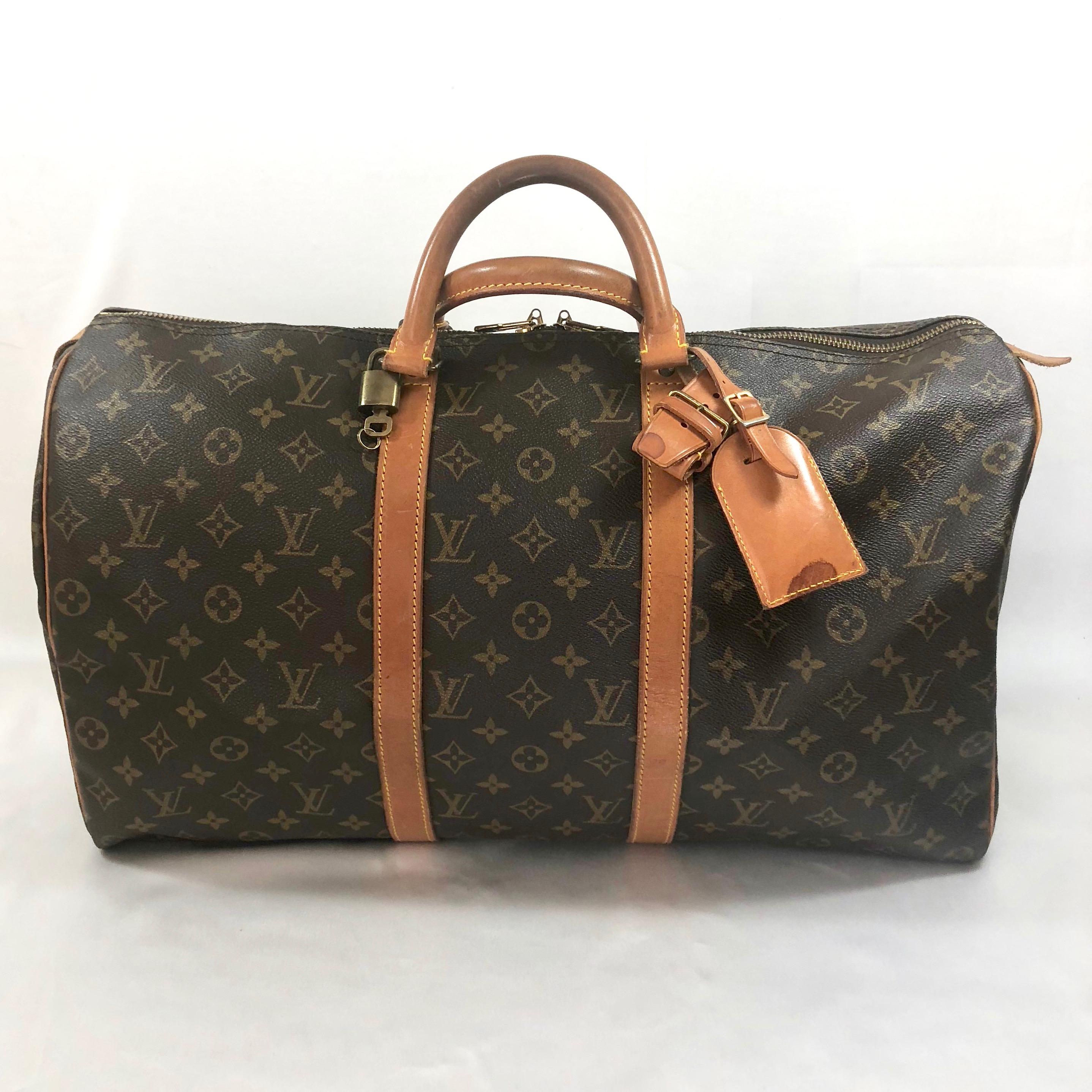 906c02cab Louis Vuitton Keepall 55 - Still in fashion