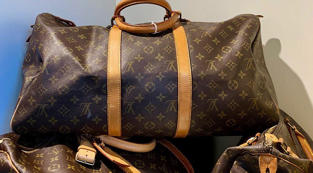 Louis Vuitton Monogram is a best seller