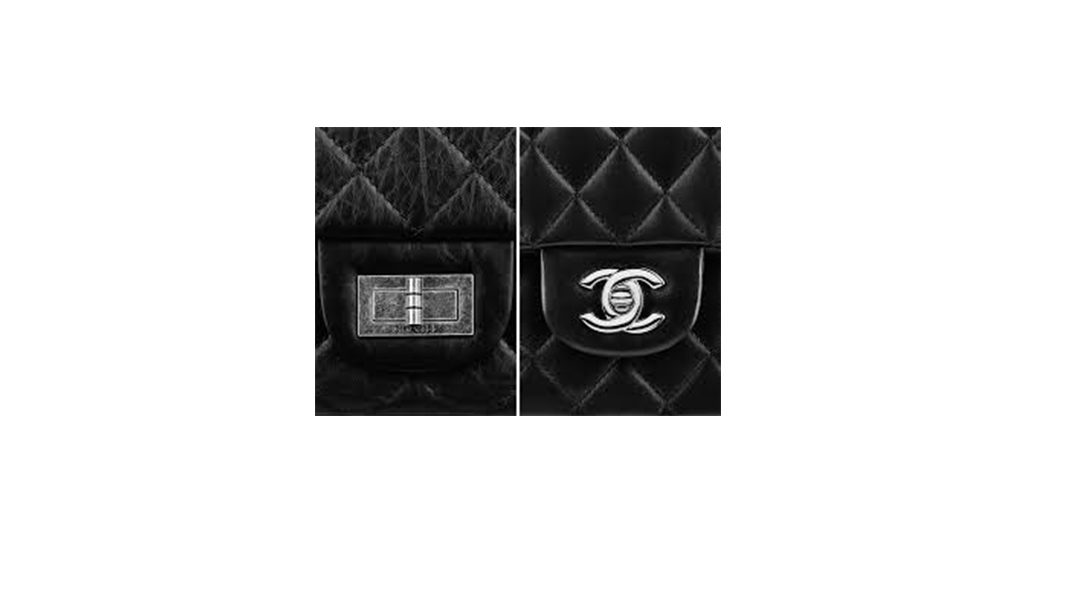 Chanel's Signature Double CC Lock Didn't Debut until the 80s.