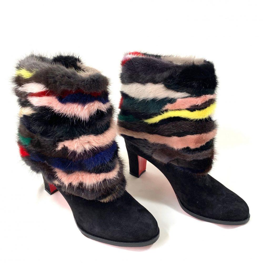 Louboutin Alexandra ankle boots