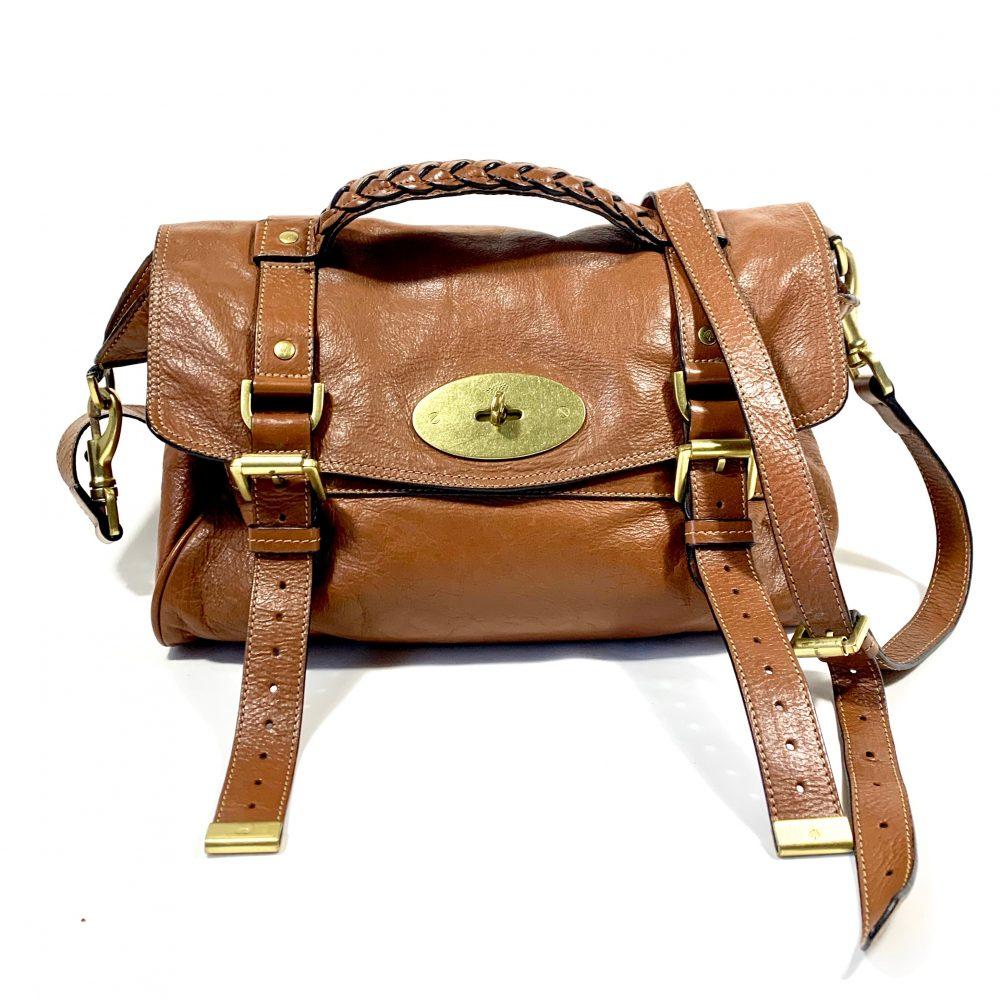 Mulberry Alexa satchel designer bag