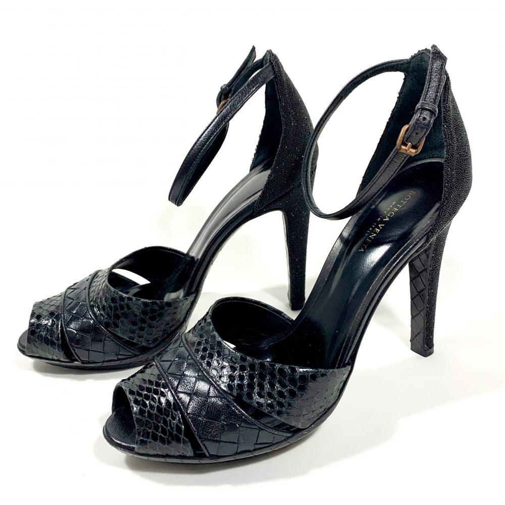 Bottega Veneta designer sandals