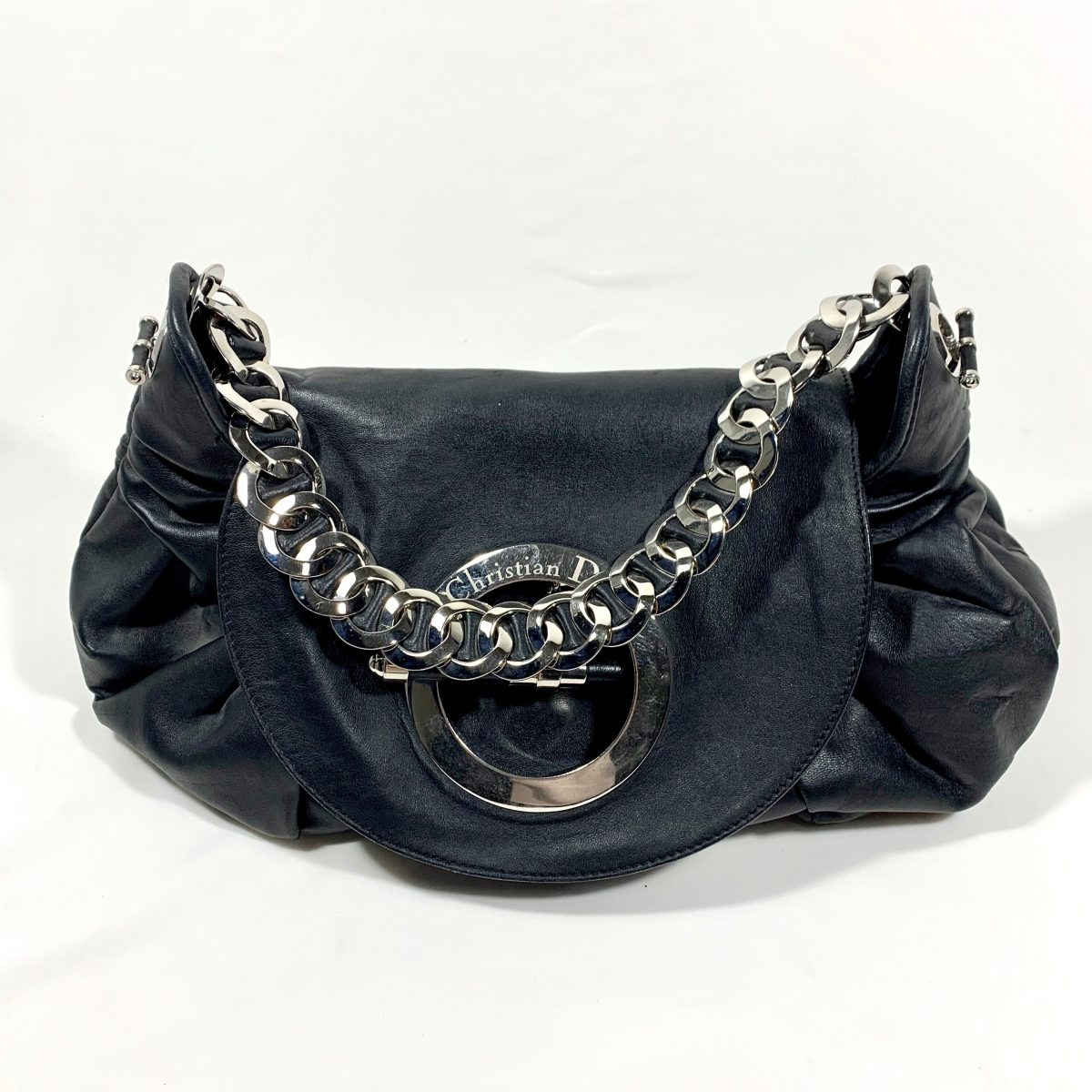 Dior designer shoulder bag