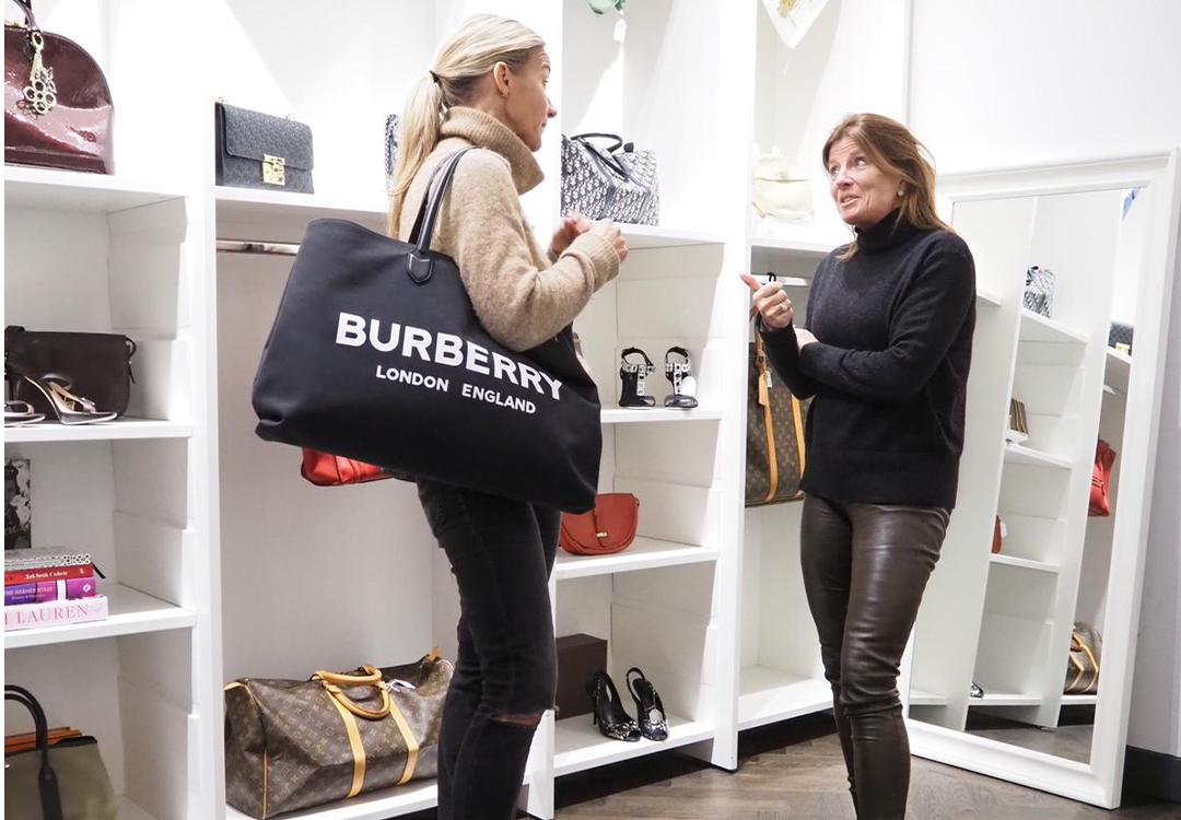 Kristin Kaspersen & Still in Fashion