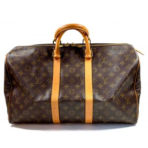 LOUIS VUITTON KEEPALL 45 IN MONOGRAM CANVAS
