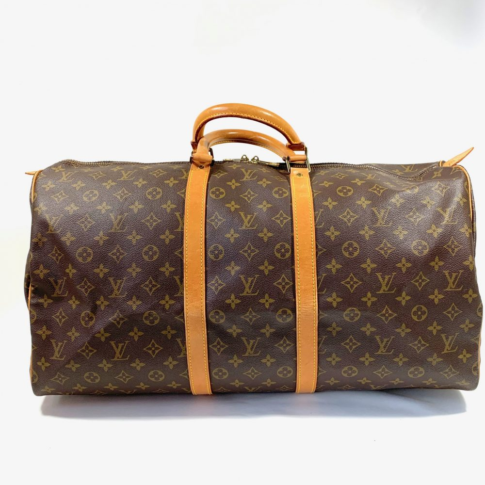 Louis Vuitton Keepall vintage designer vintage travel bag