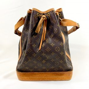 LOUIS VUITTON NOÉ IN MONOGRAM CANVAS