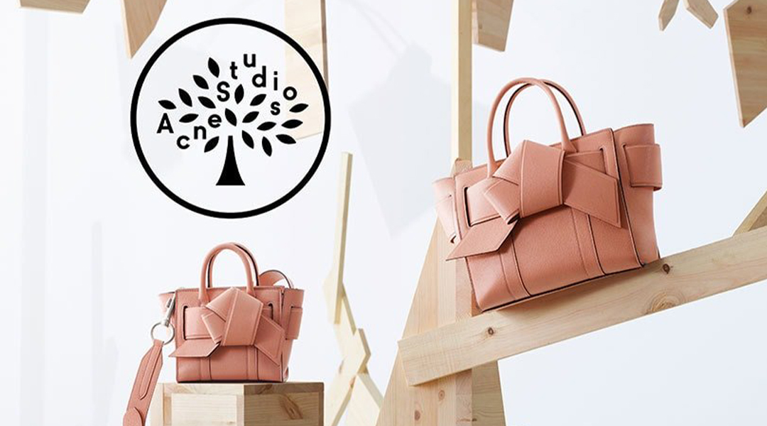 Mulberry and Acne Studios in Friendship Collection