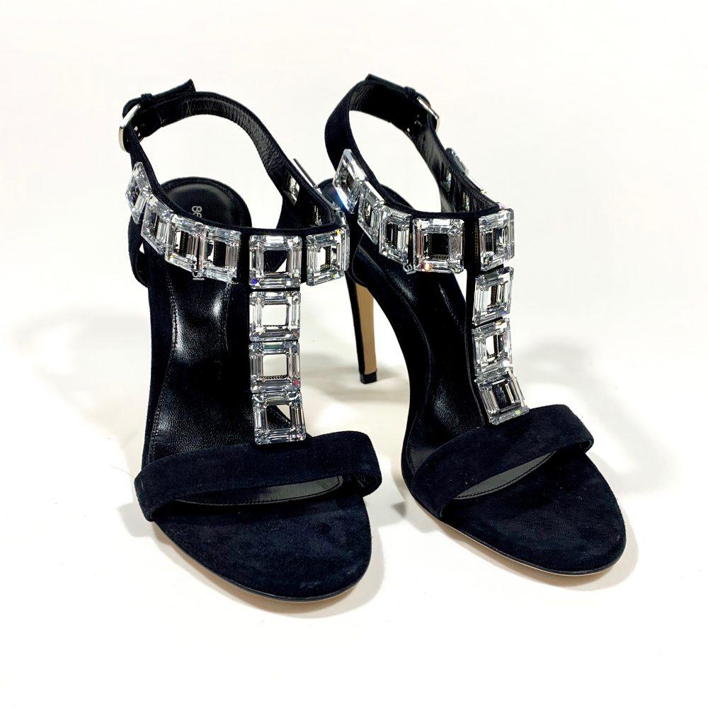 Sergio Rossi designer shoe sandals