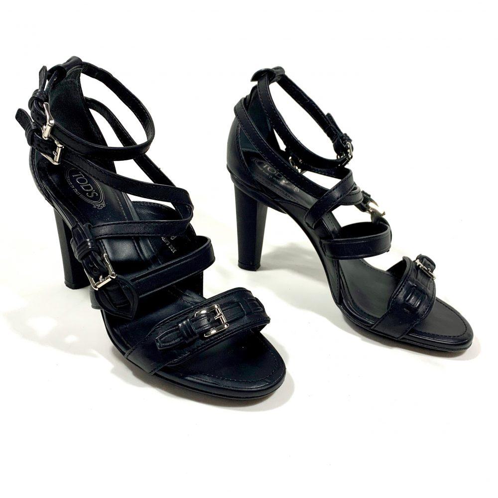 Tod's platform designer shoes