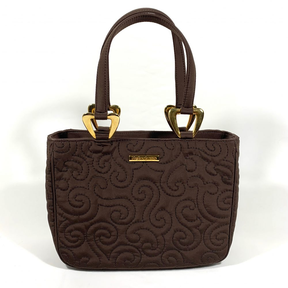 YSL brown designer bag