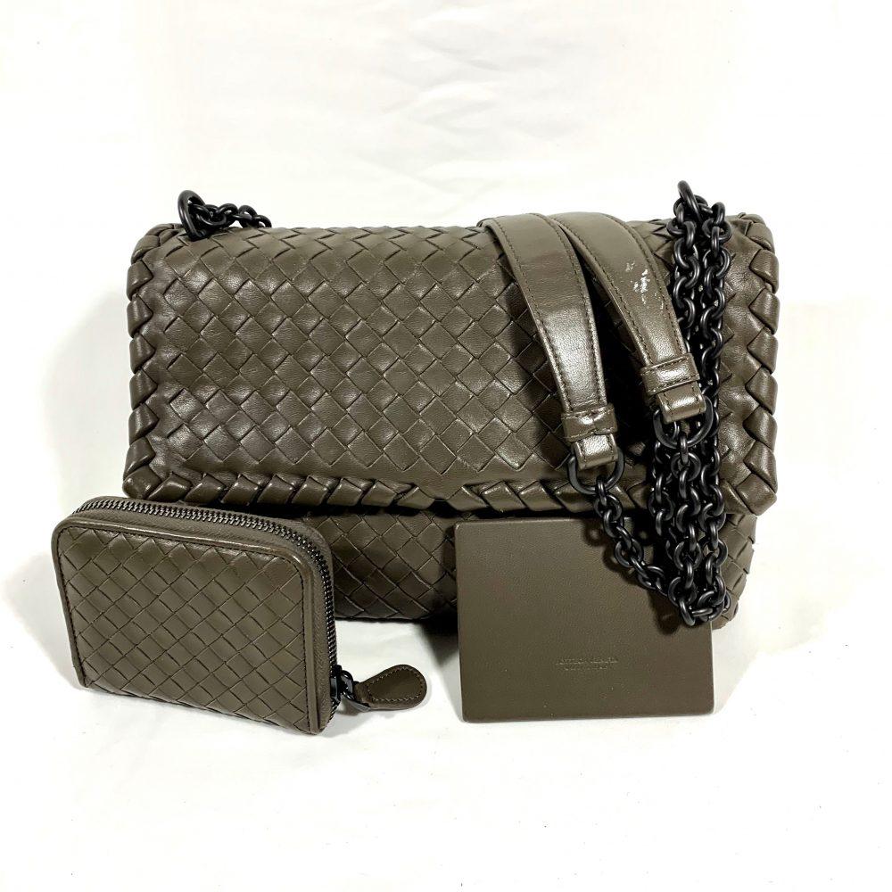 Bottega Veneta Olimpia designer bag