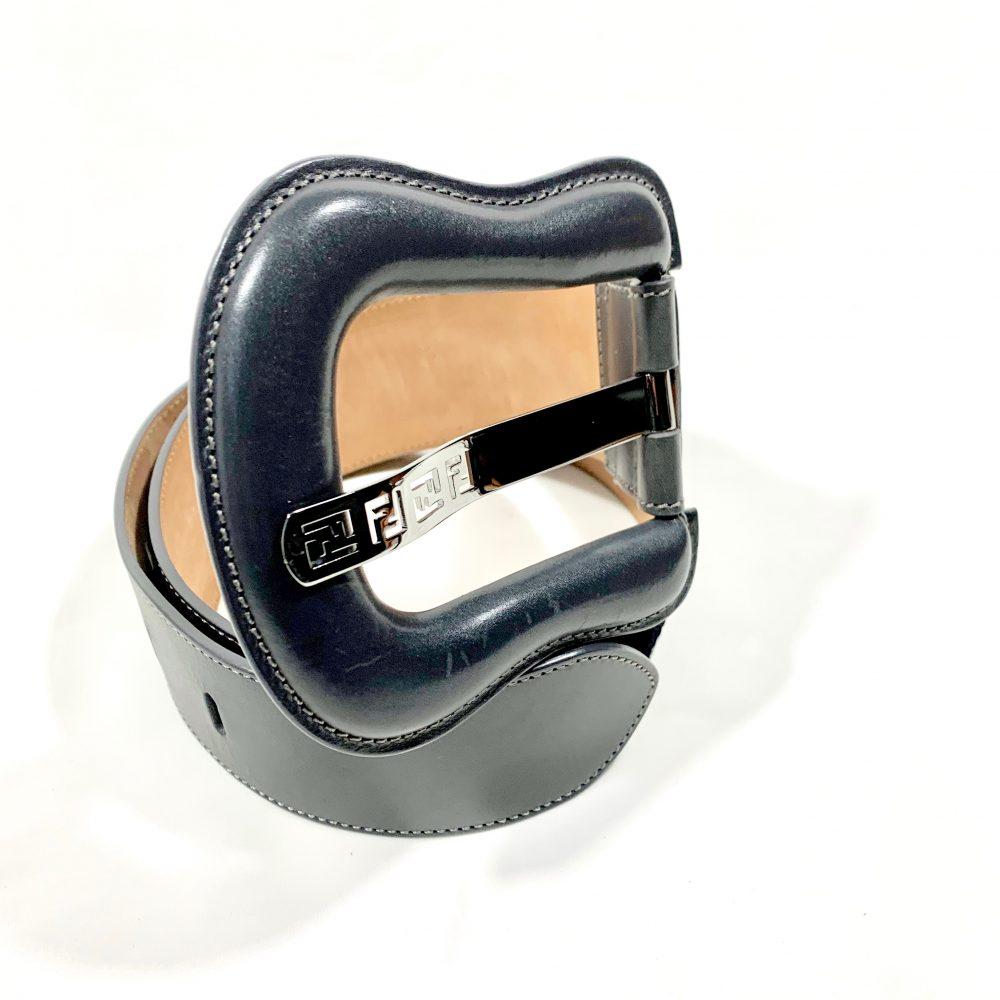 Fendi designer belt