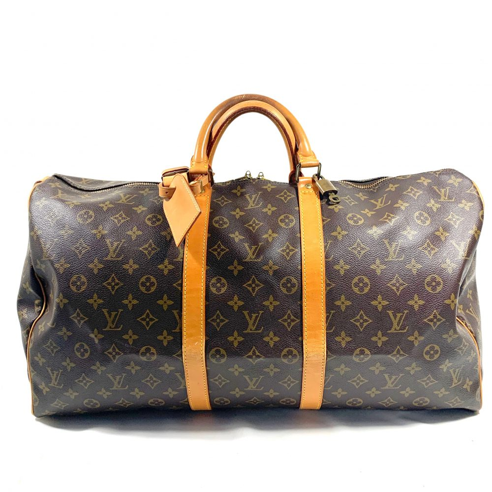 Louis Vuitton Keepall designer bag