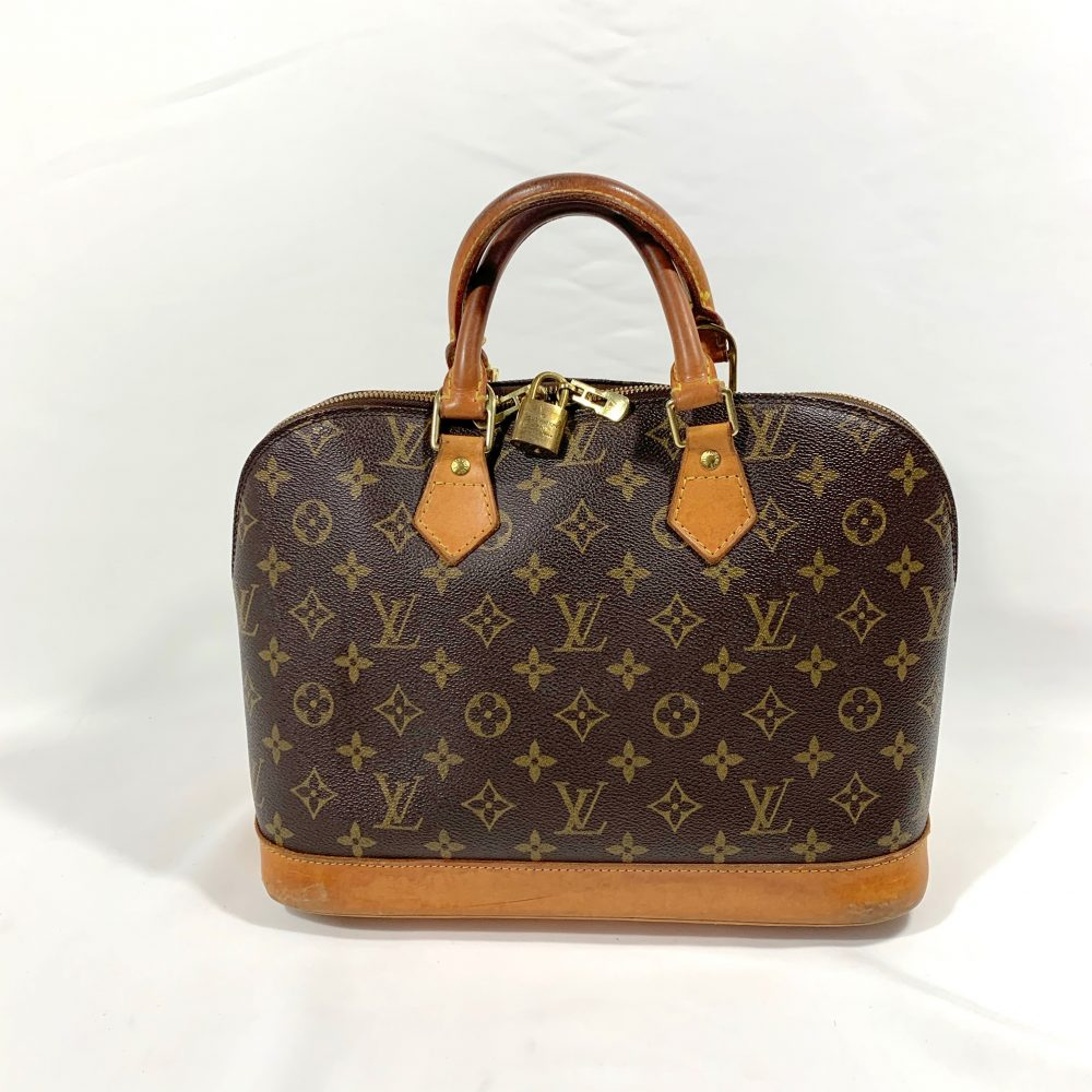 Louis Vuitton Alma design bag
