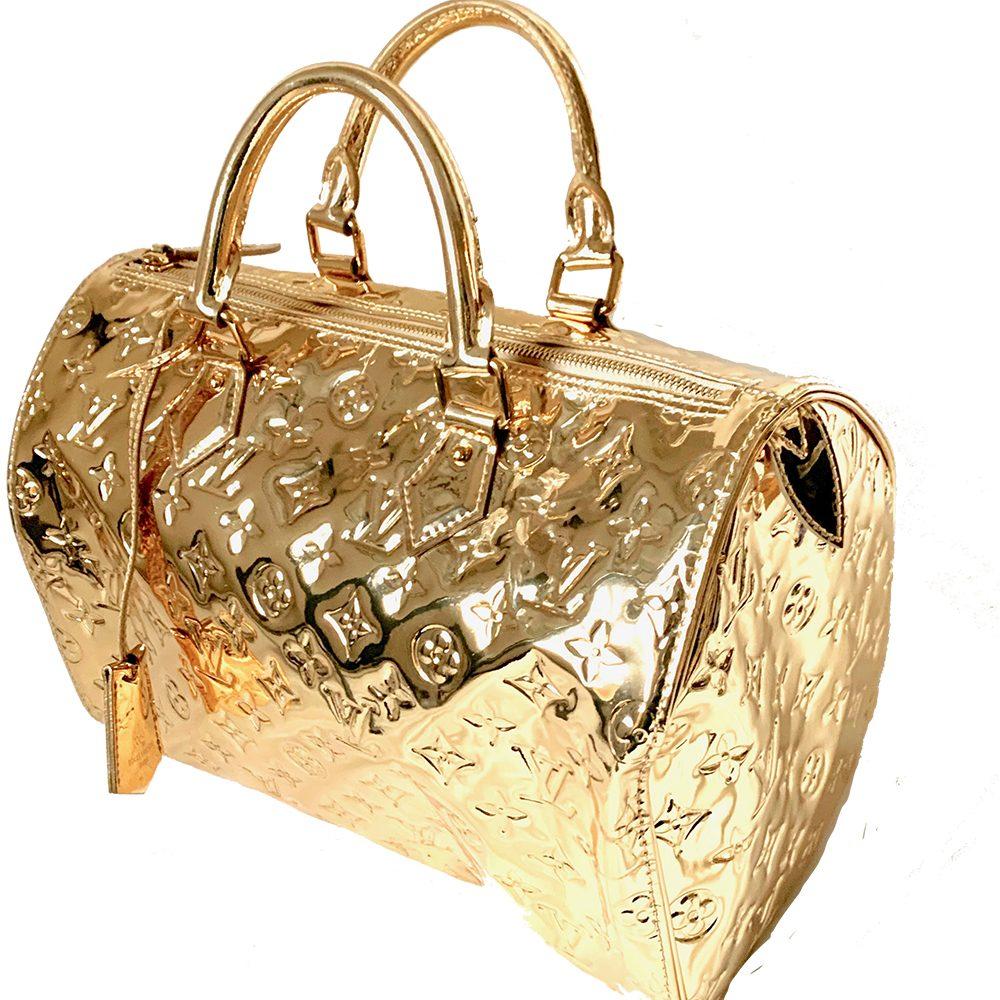 Louis Vuitton designern bag Speedy