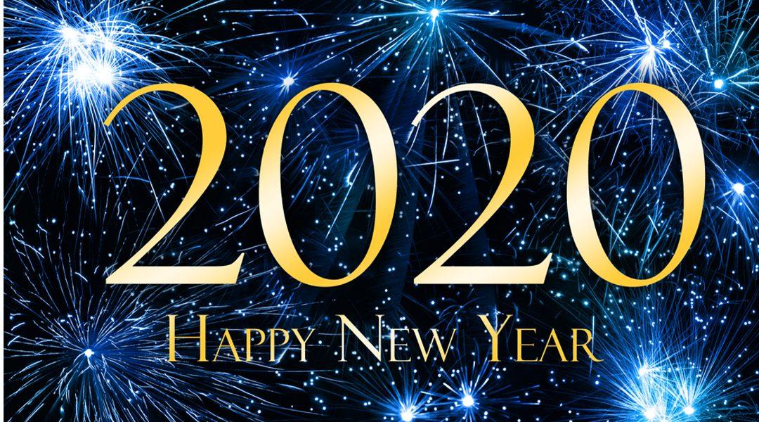 Happy New Sustainable 2020