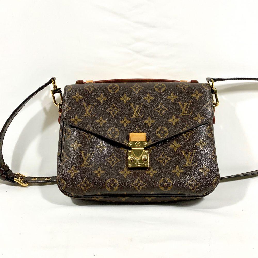 Louis Vuitton designern Metis bag
