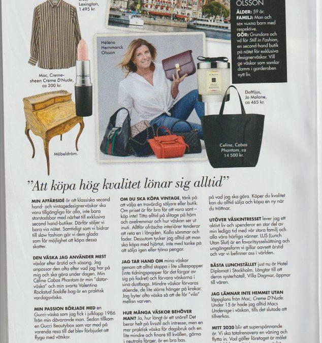 Femina – Sweden's Largest Magazine for Women