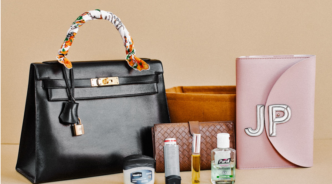 Your Handbag is Full of Germs.